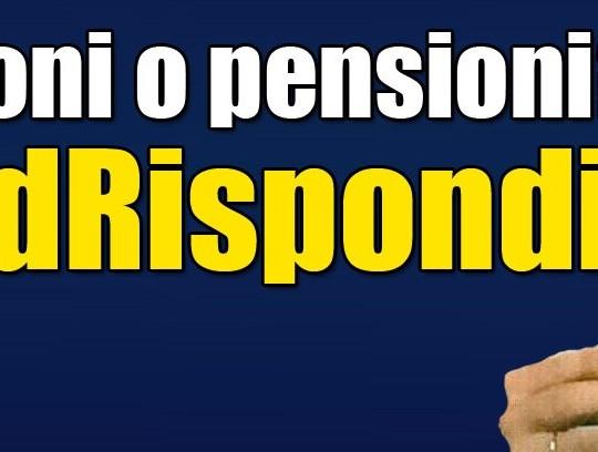 elezioni pensioni