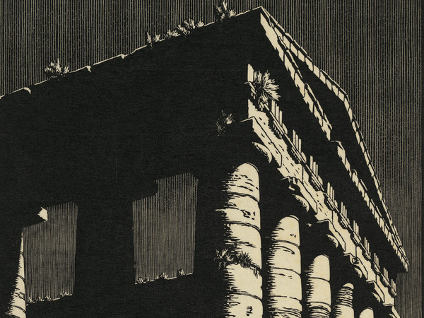 Mostre escher debutta in sicilia for Escher mostra catania