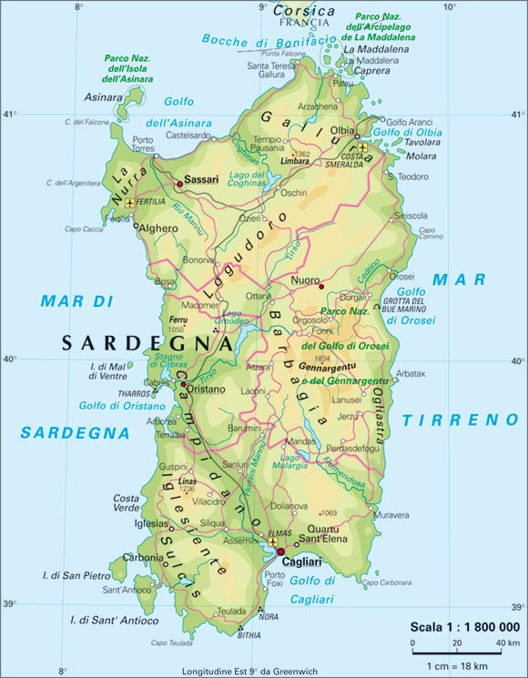 Cartina Sardegna Uras.Luciano Uras Silenzio Da Alitalia E Ryanair Sardegna Isola Sempre Piu Isolata 10notizie It