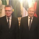 sbarchi migranti incontro Italia, Francia, Germania