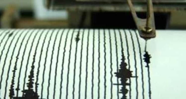 scossa sismografo