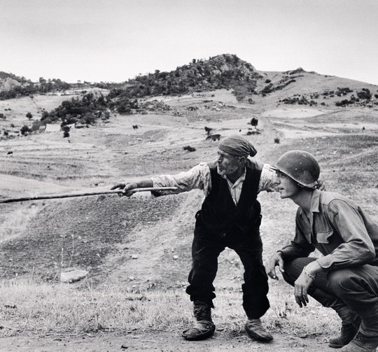 Robert Capa mostra Palermo
